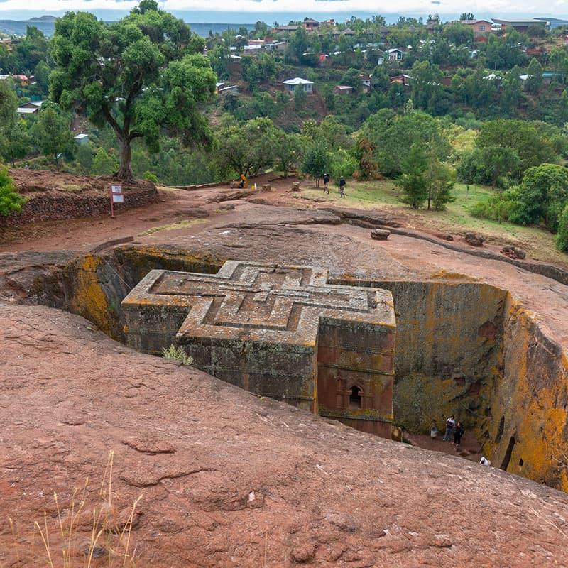 Viajes a medida | Norte de Etiopía-de naturaleza