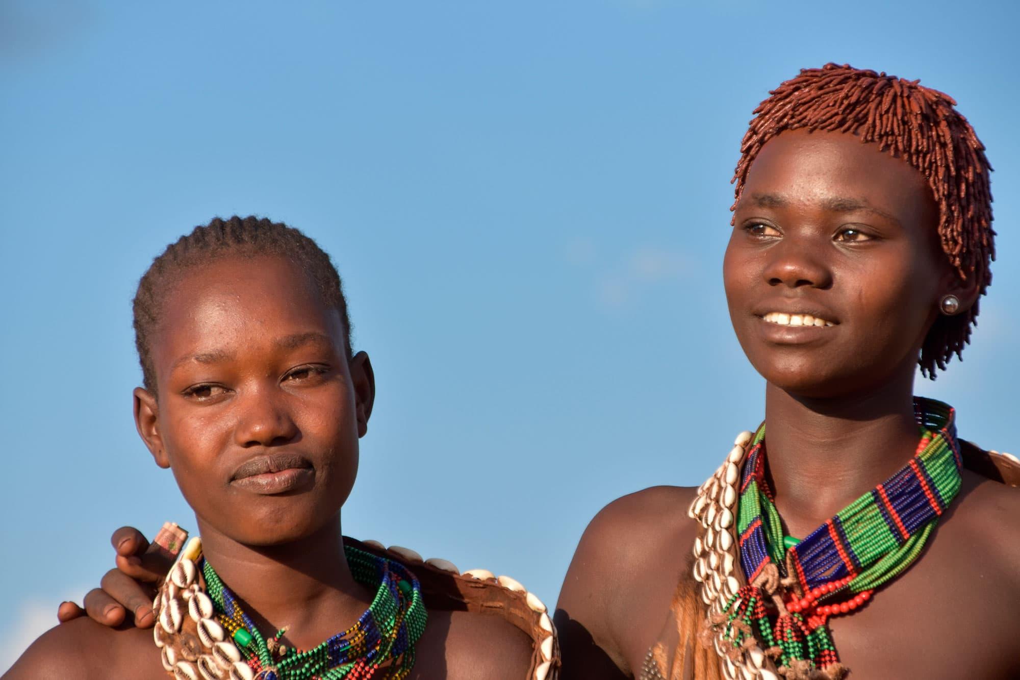 Tribus del Río Omo - Etiopía- imagen #1