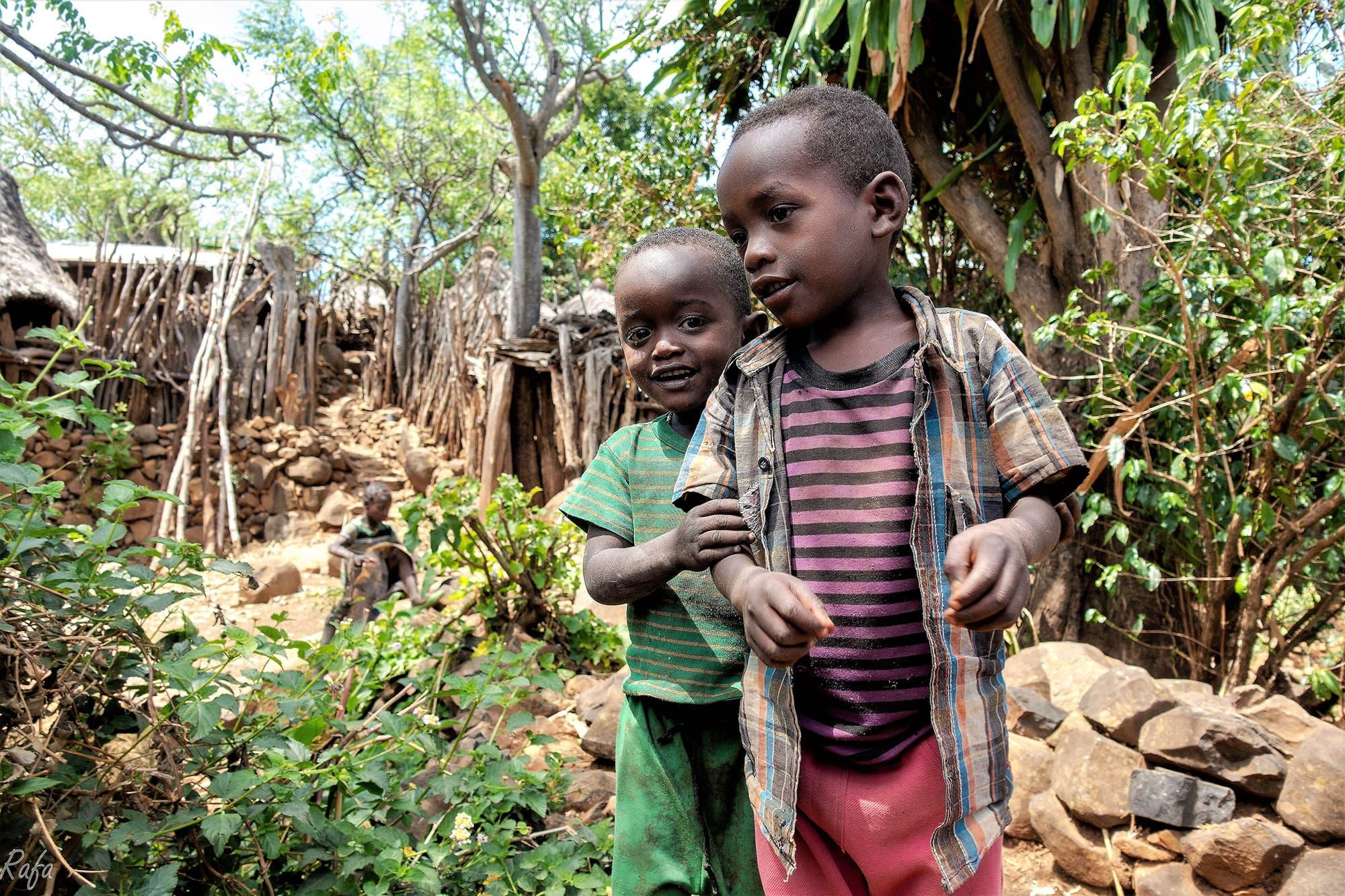 Tribus del Río Omo - Etiopía- imagen #9