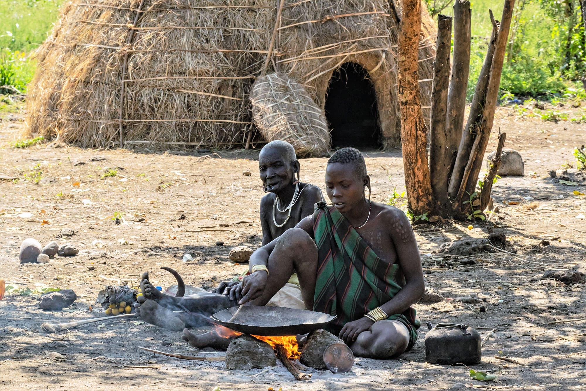 Tribus del Río Omo - Etiopía- imagen #10