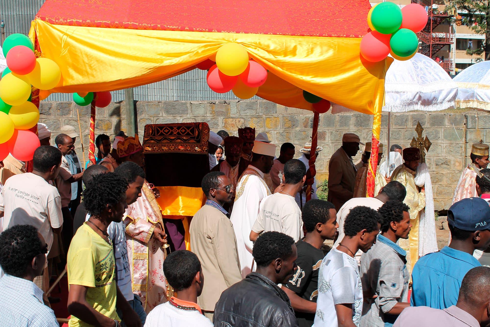 Fiesta del Timkat - Etiopía- imagen #3