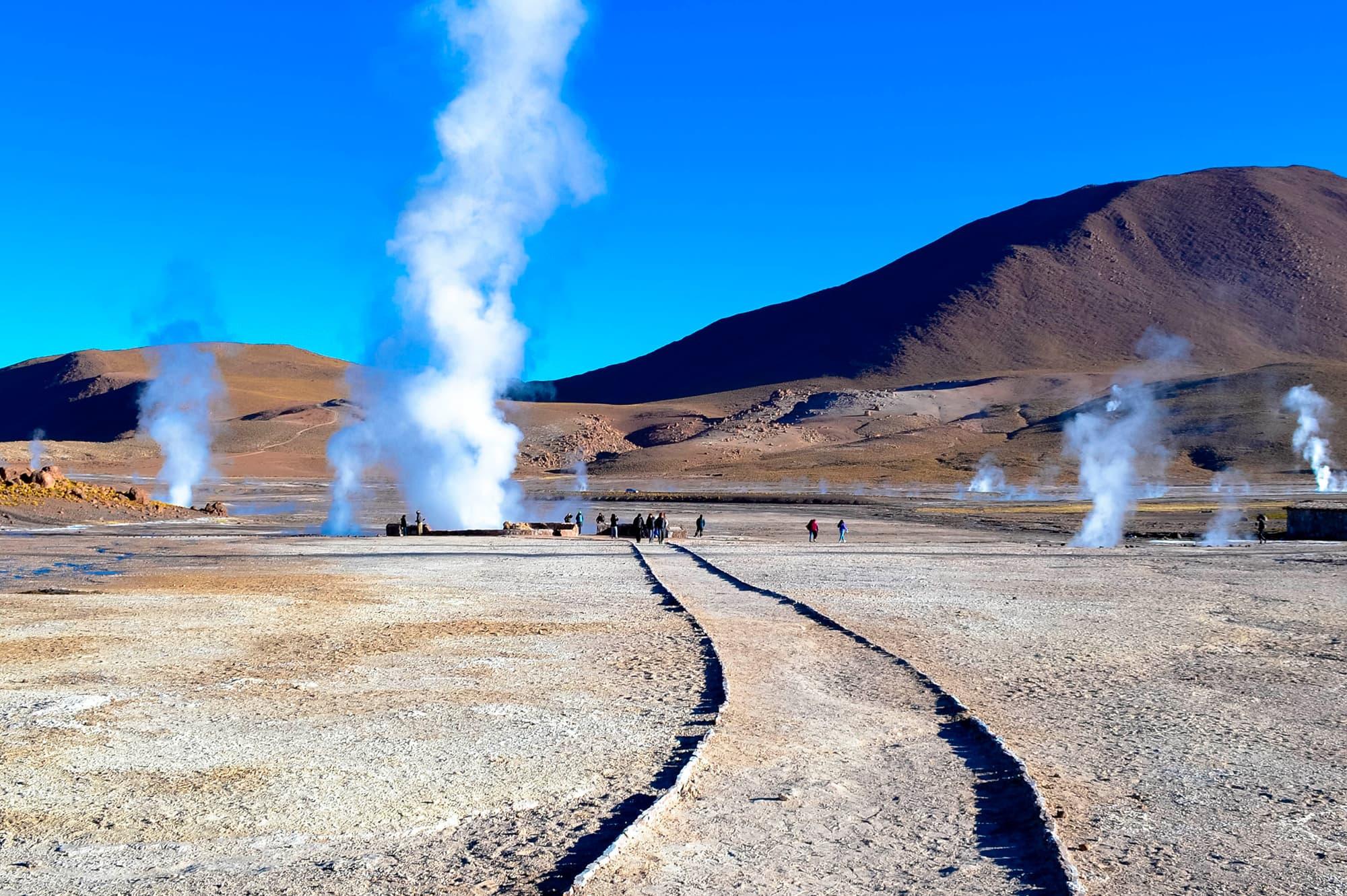 Santiago y Desierto de Atacama - Chile- imagen #6