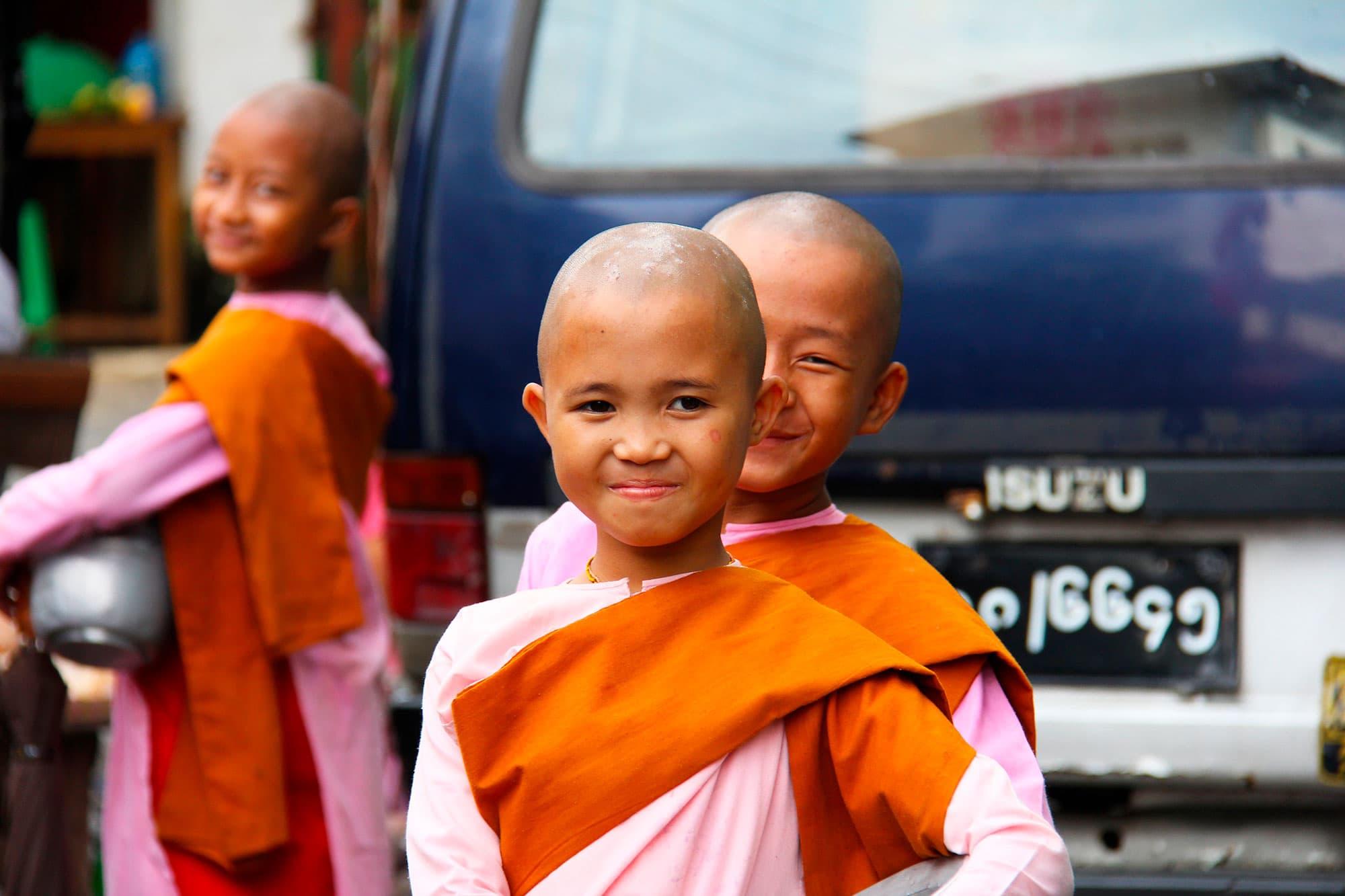 Antiguas Capitales de Myanmar - Myanmar- imagen #3