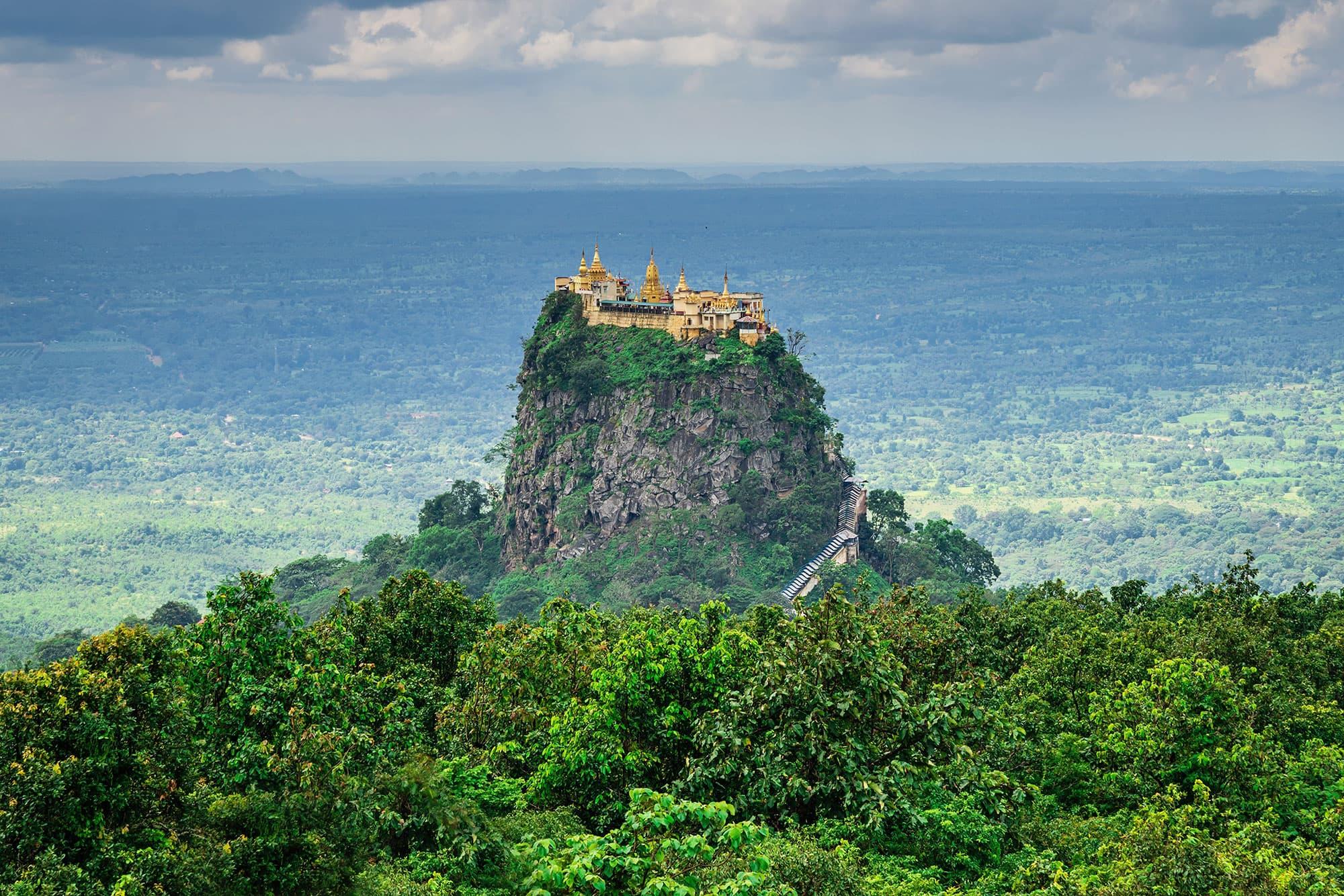 Antiguas Capitales de Myanmar - Myanmar- imagen #4