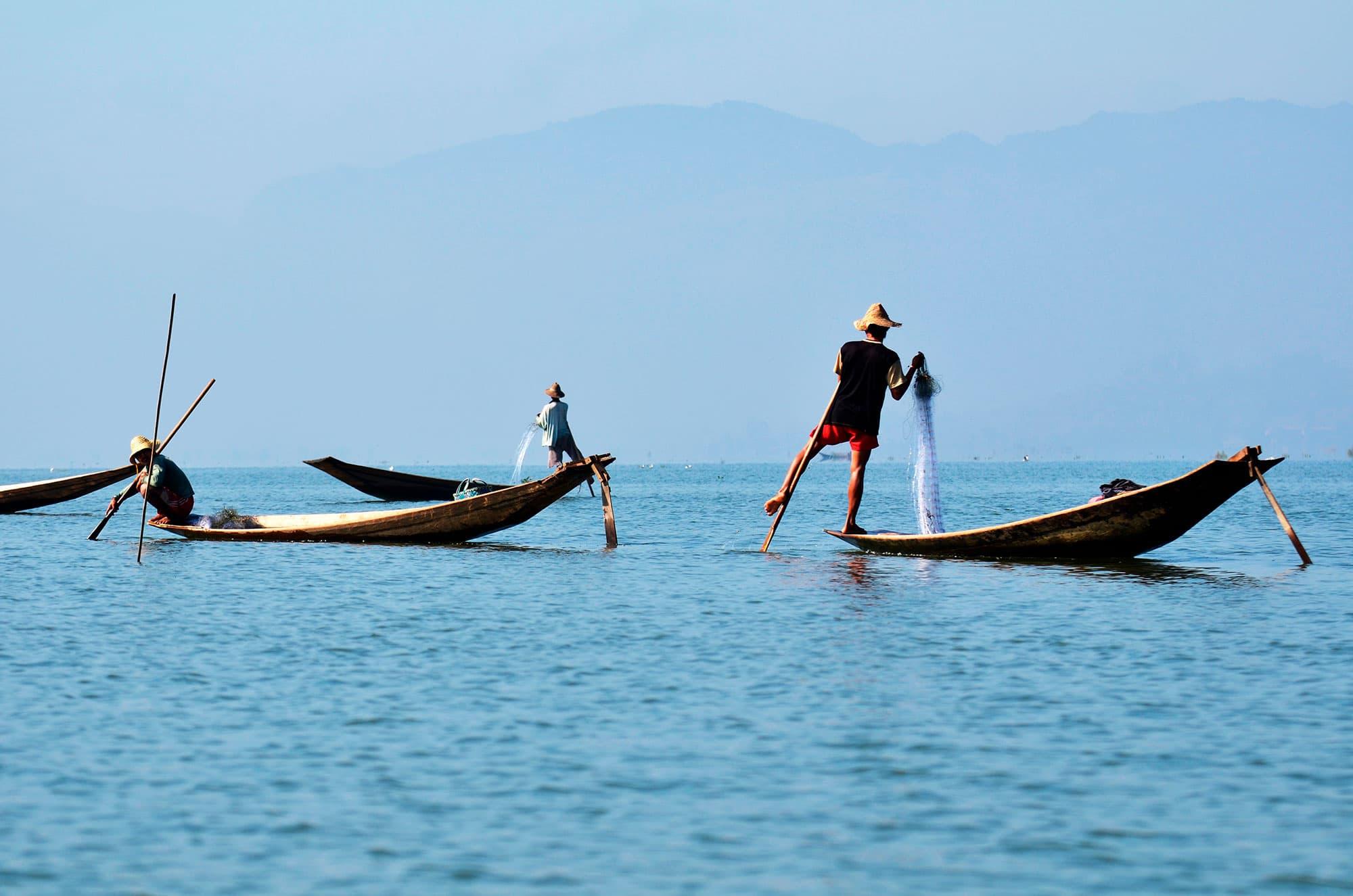 Antiguas Capitales de Myanmar - Myanmar- imagen #5