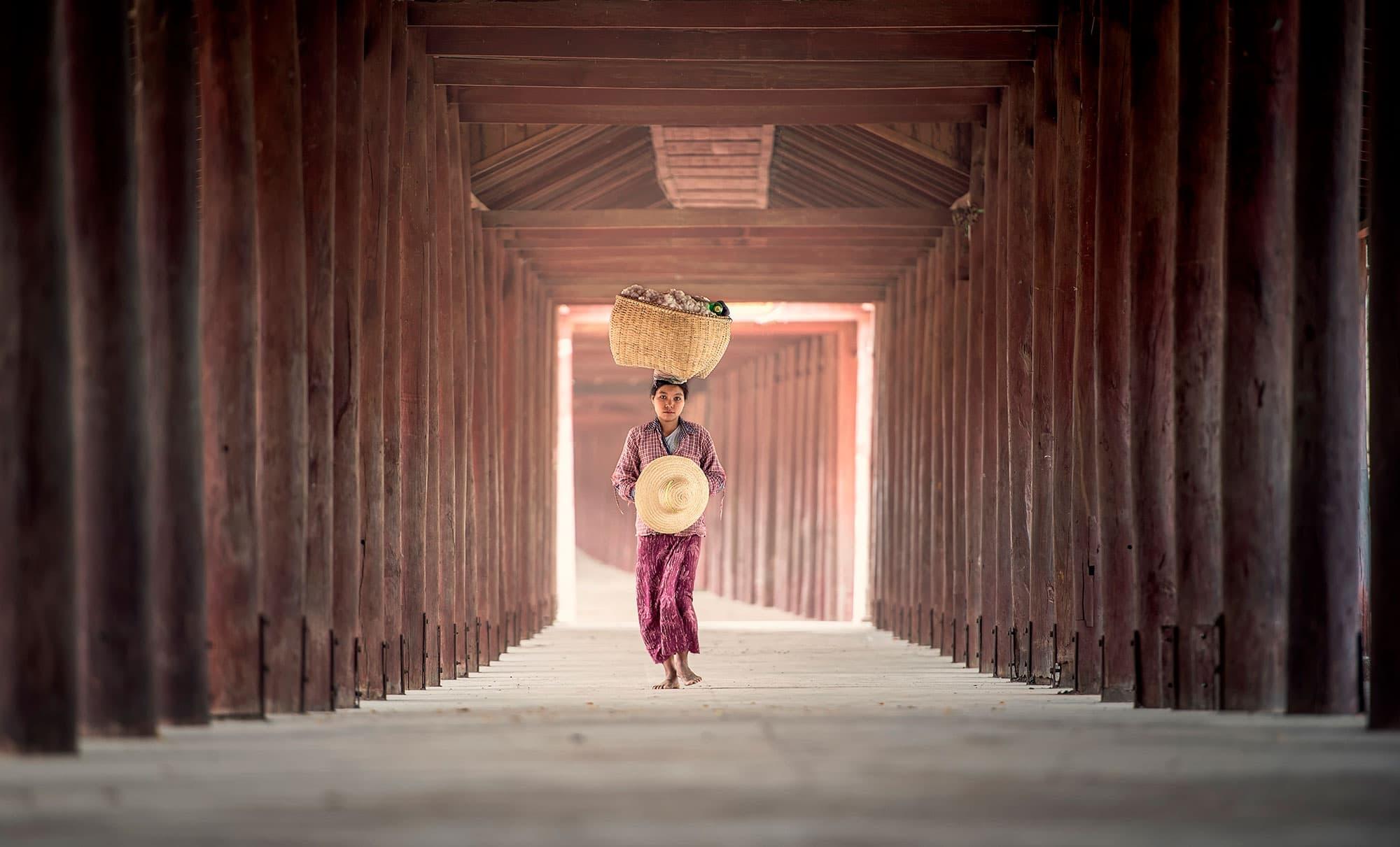 Antiguas Capitales de Myanmar - Myanmar- imagen #7