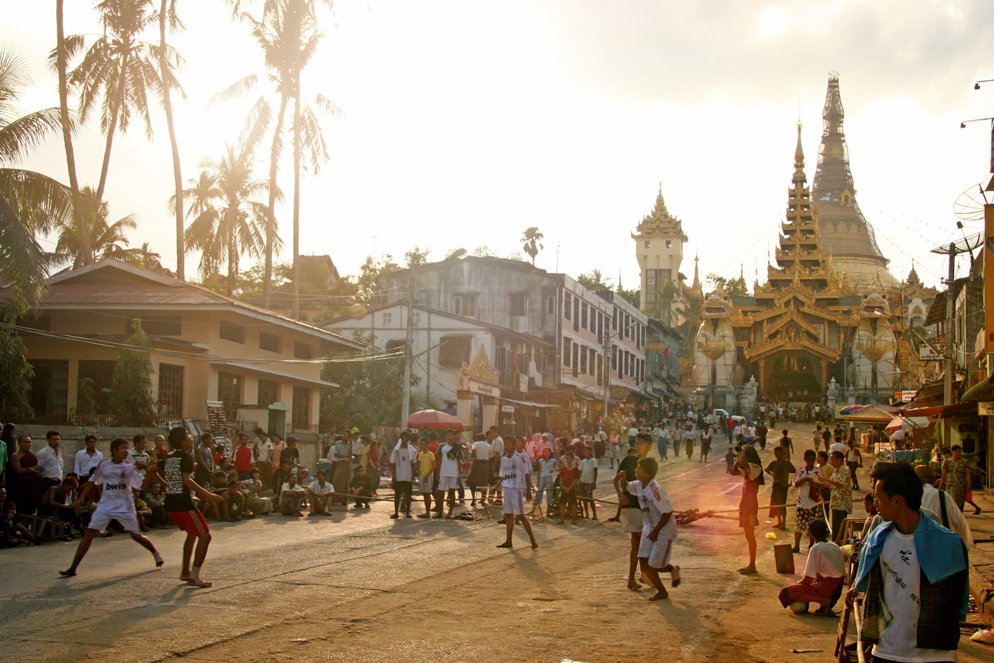 Antiguas Capitales de Myanmar - Myanmar- imagen #8