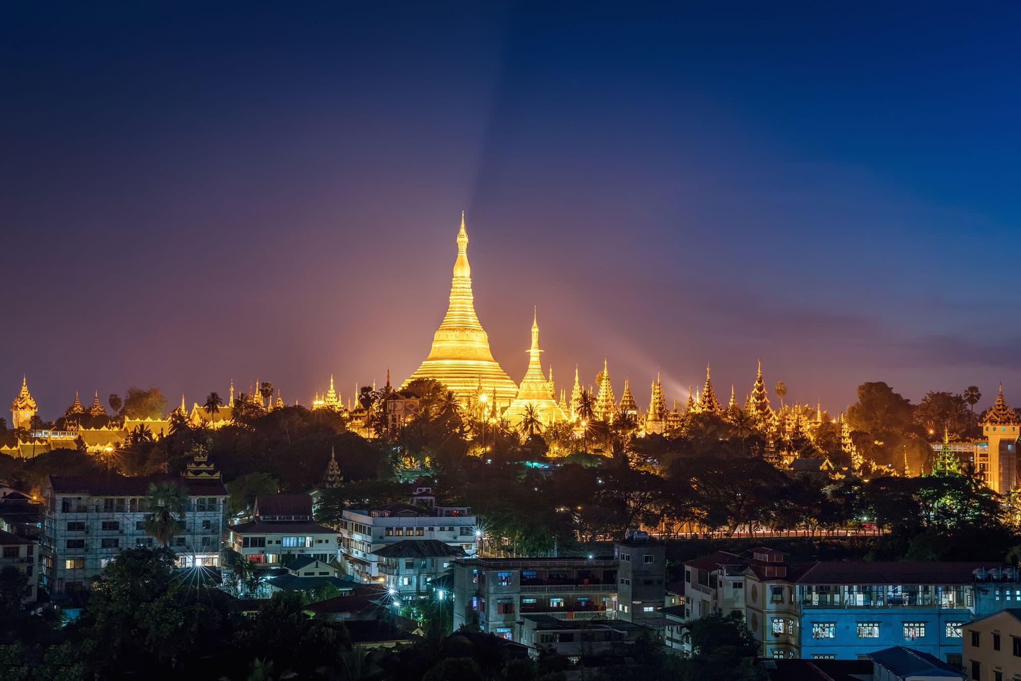 Antiguas Capitales de Myanmar - Myanmar- imagen #9