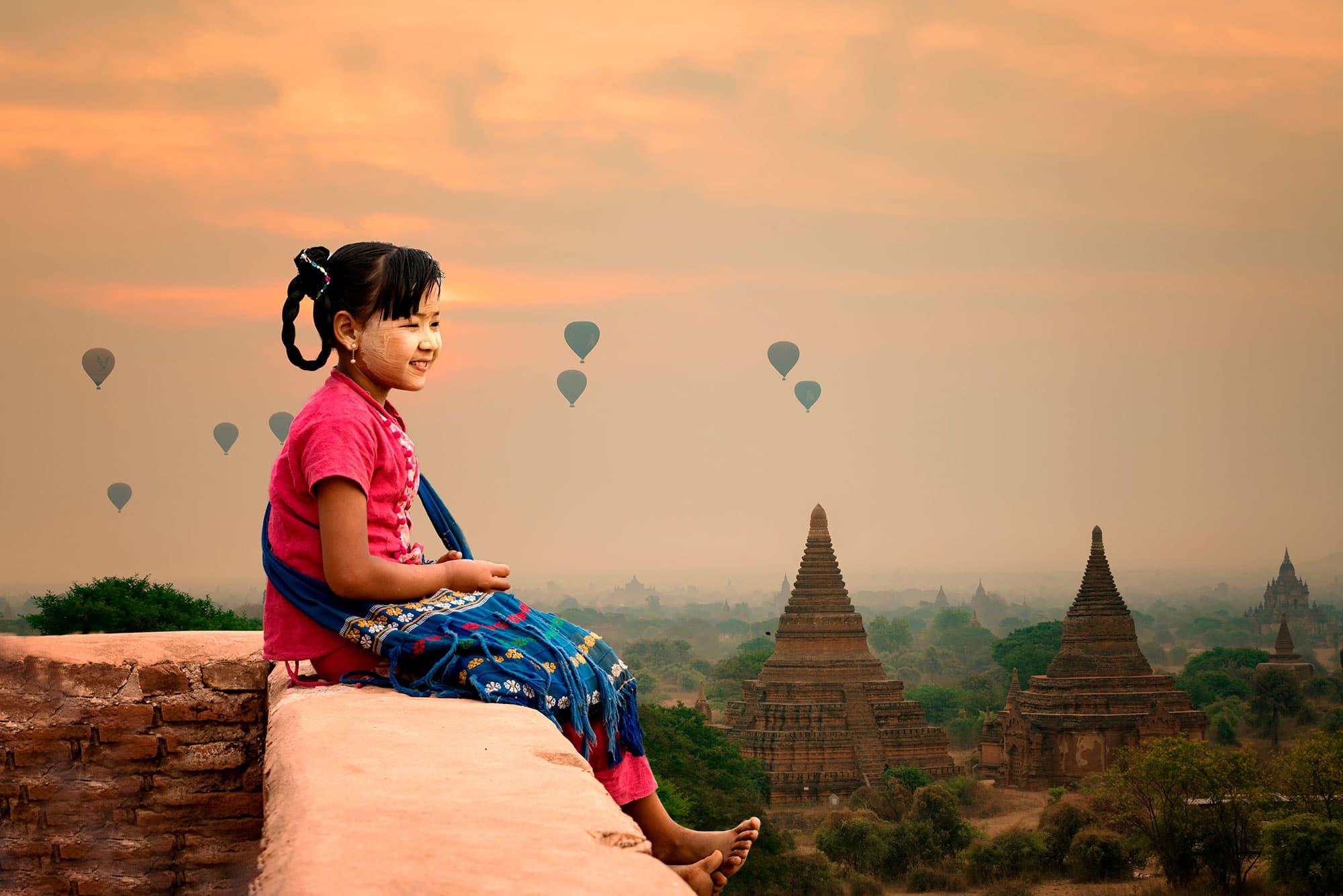Antiguas Capitales de Myanmar - Myanmar- imagen #10