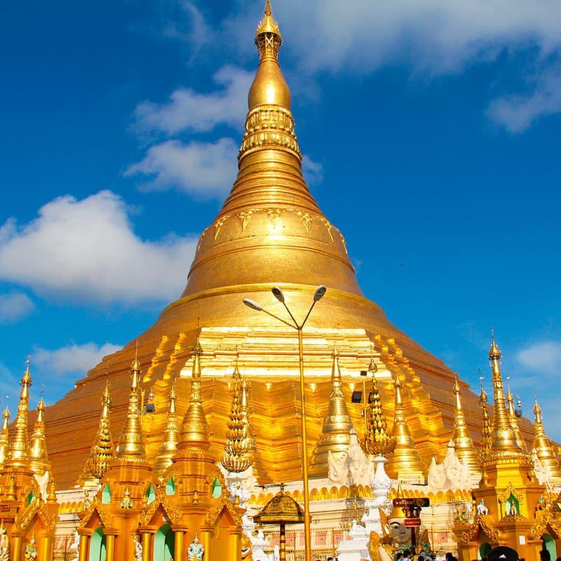 Viaje a medida: Antiguas Capitales de Myanmar-Myanmar