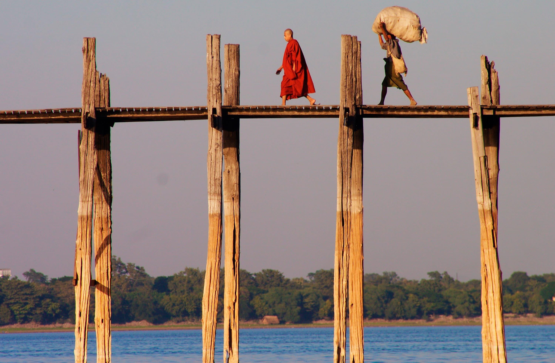Viaje organizado a Myanmar: Antiguas Capitales |  Eurotrip