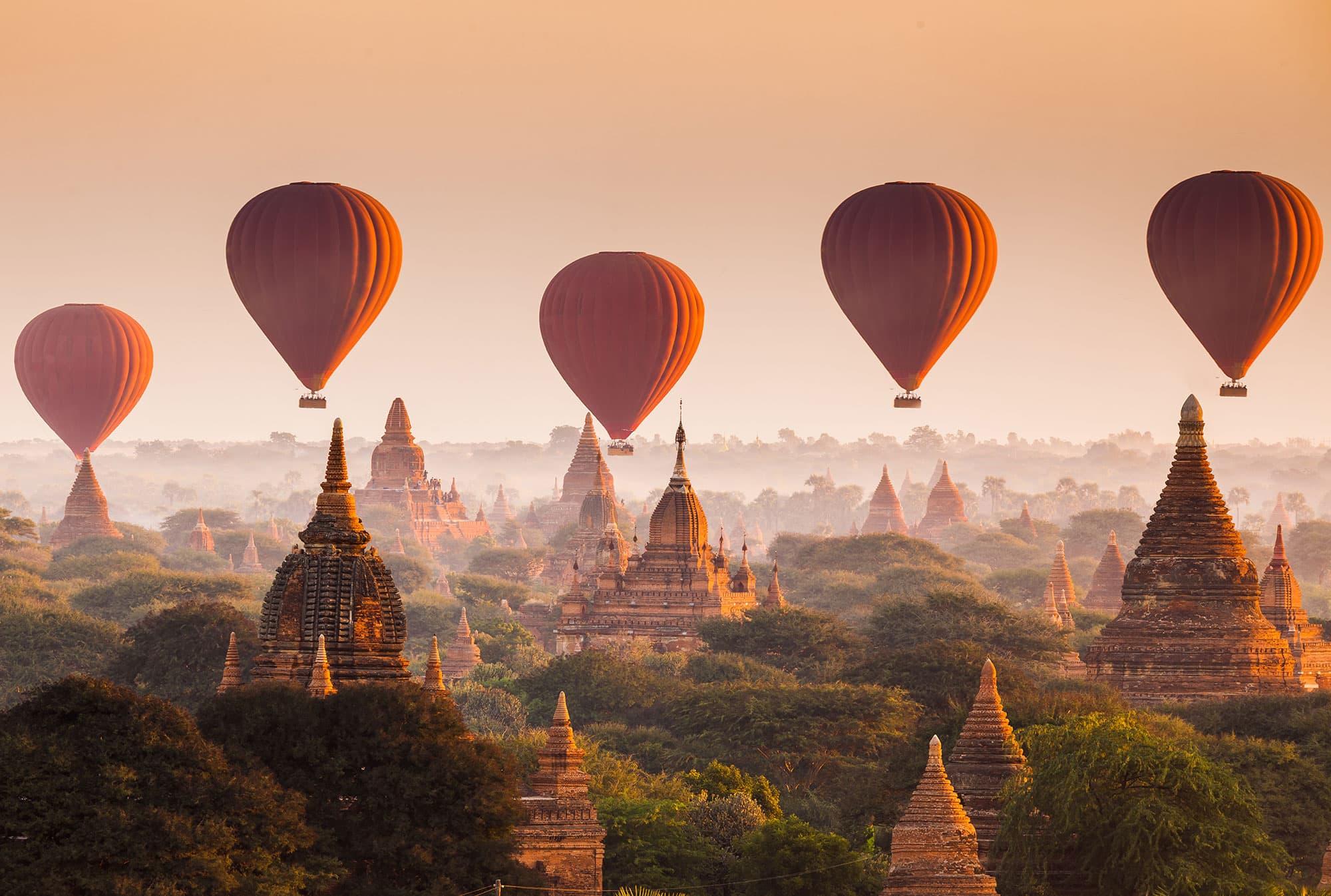 Myanmar al completo - Myanmar- imagen #1