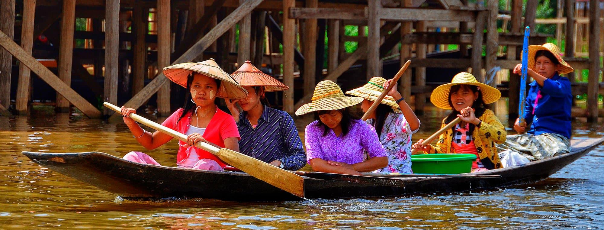 Myanmar al completo - Myanmar- imagen #5