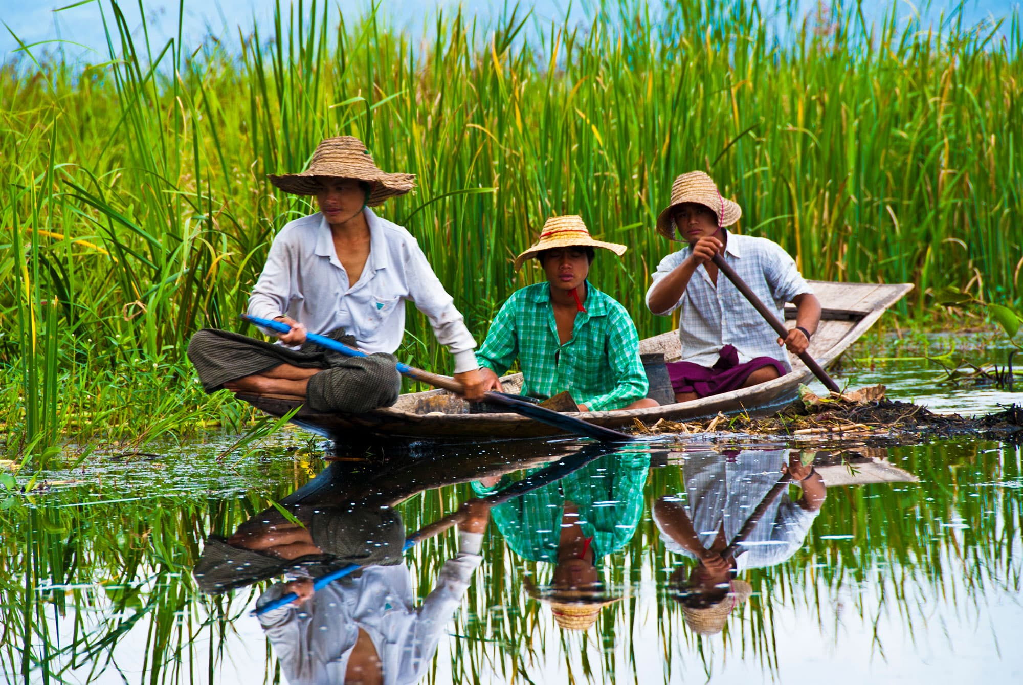Myanmar al completo - Myanmar- imagen #2
