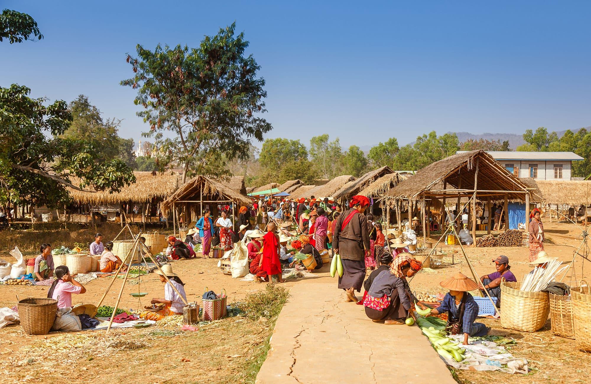 Myanmar al completo - Myanmar- imagen #6