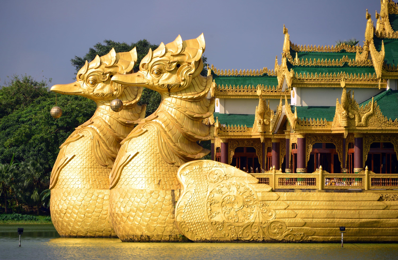 Viaje organizado Myanmar al completo    Eurotrip