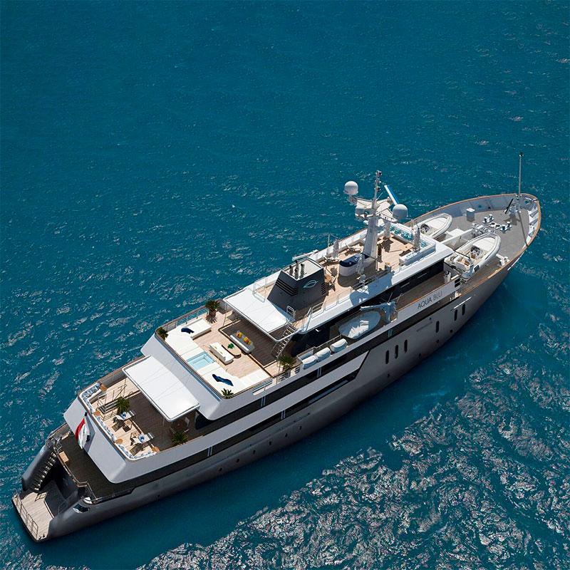 Viajes a medida | Crucero AQUA BLU de 7 noches - Ambon & Spice Islands-Cruceros de lujo