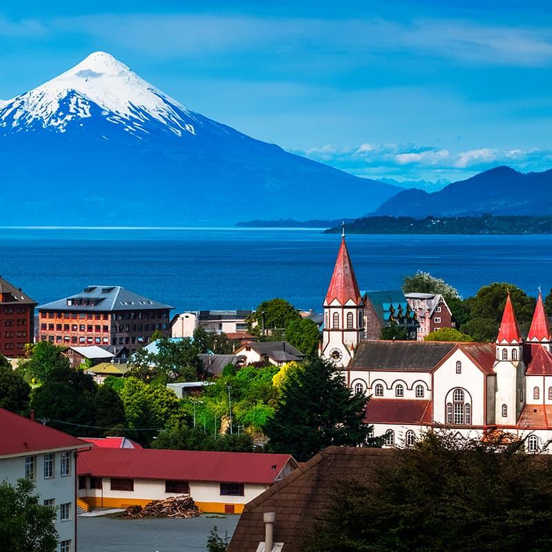 Viajes a medida | Patagonia y Cruce Andino-de novios