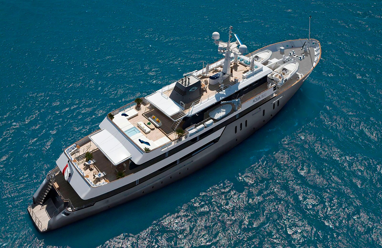 Crucero de lujo AQUA BLU 7 noches - Raja Ampat