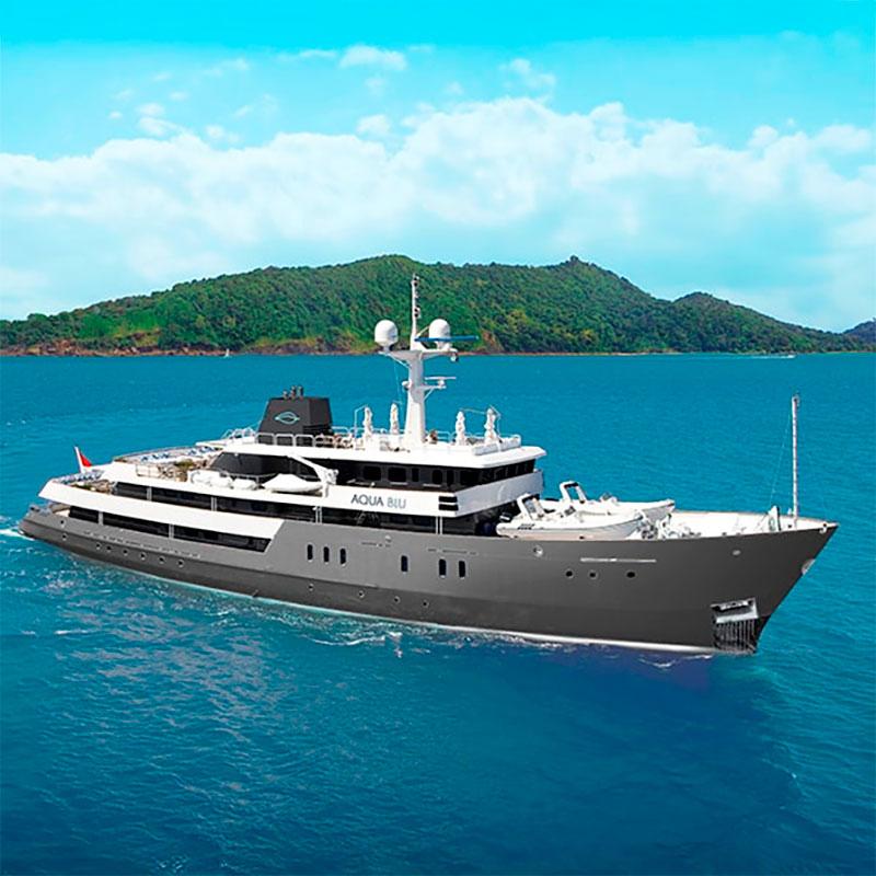 Viajes a medida | Crucero AQUA BLU de 7 noches - Raja Ampat-Cruceros de lujo