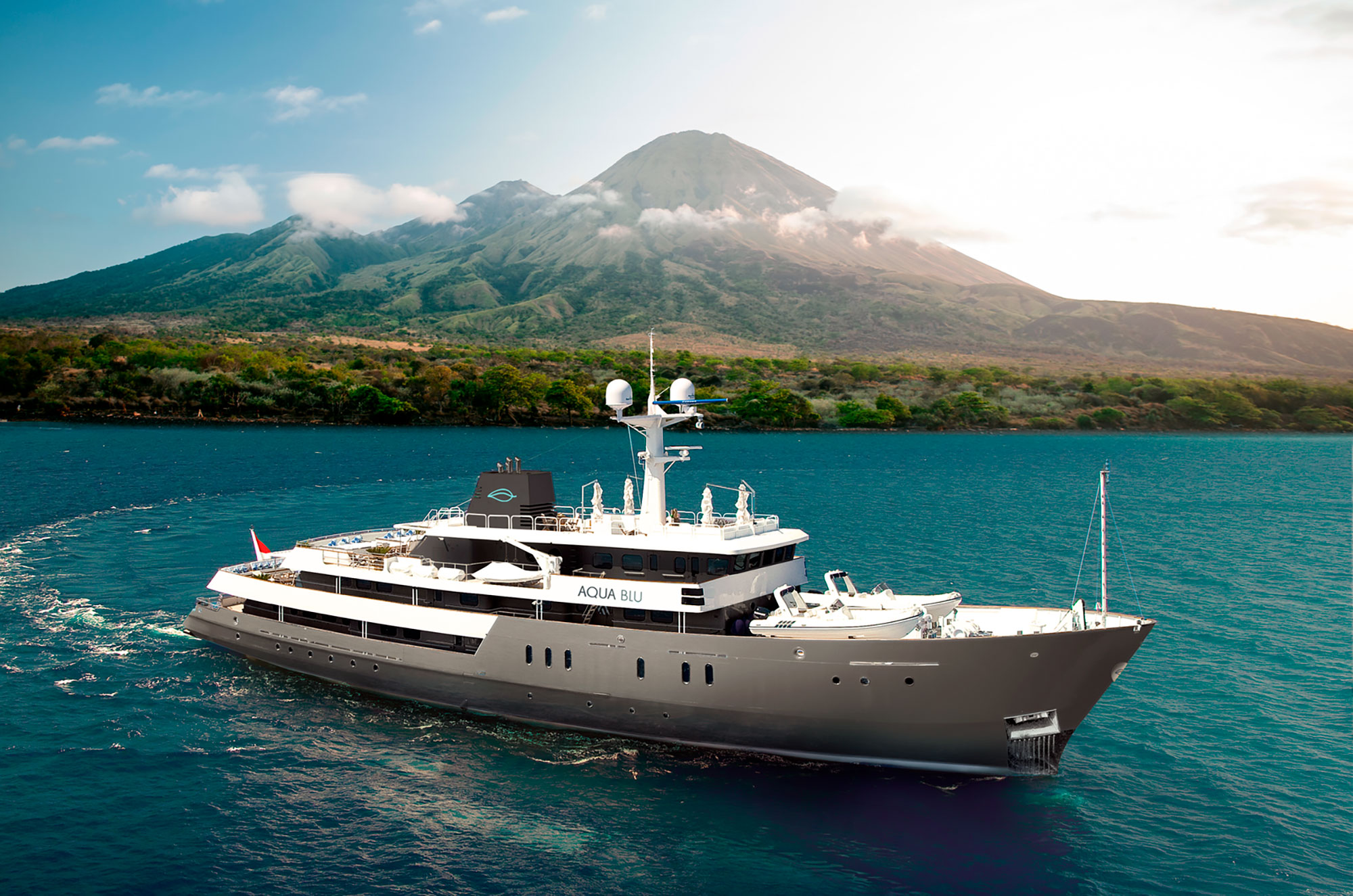 Crucero AQUA BLU de 12 noches - Flores to Spice Islands - Indonesia- imagen #1