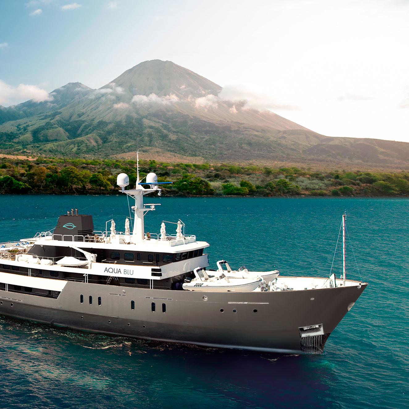 Viajes a medida | Crucero AQUA BLU de 12 noches - Flores to Spice Islands-Cruceros de lujo