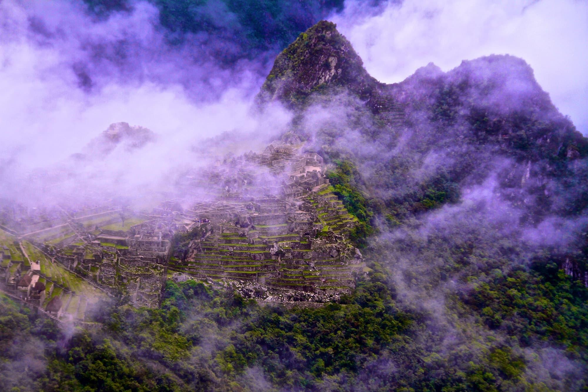 El Camino del Inca - Perú- imagen #5