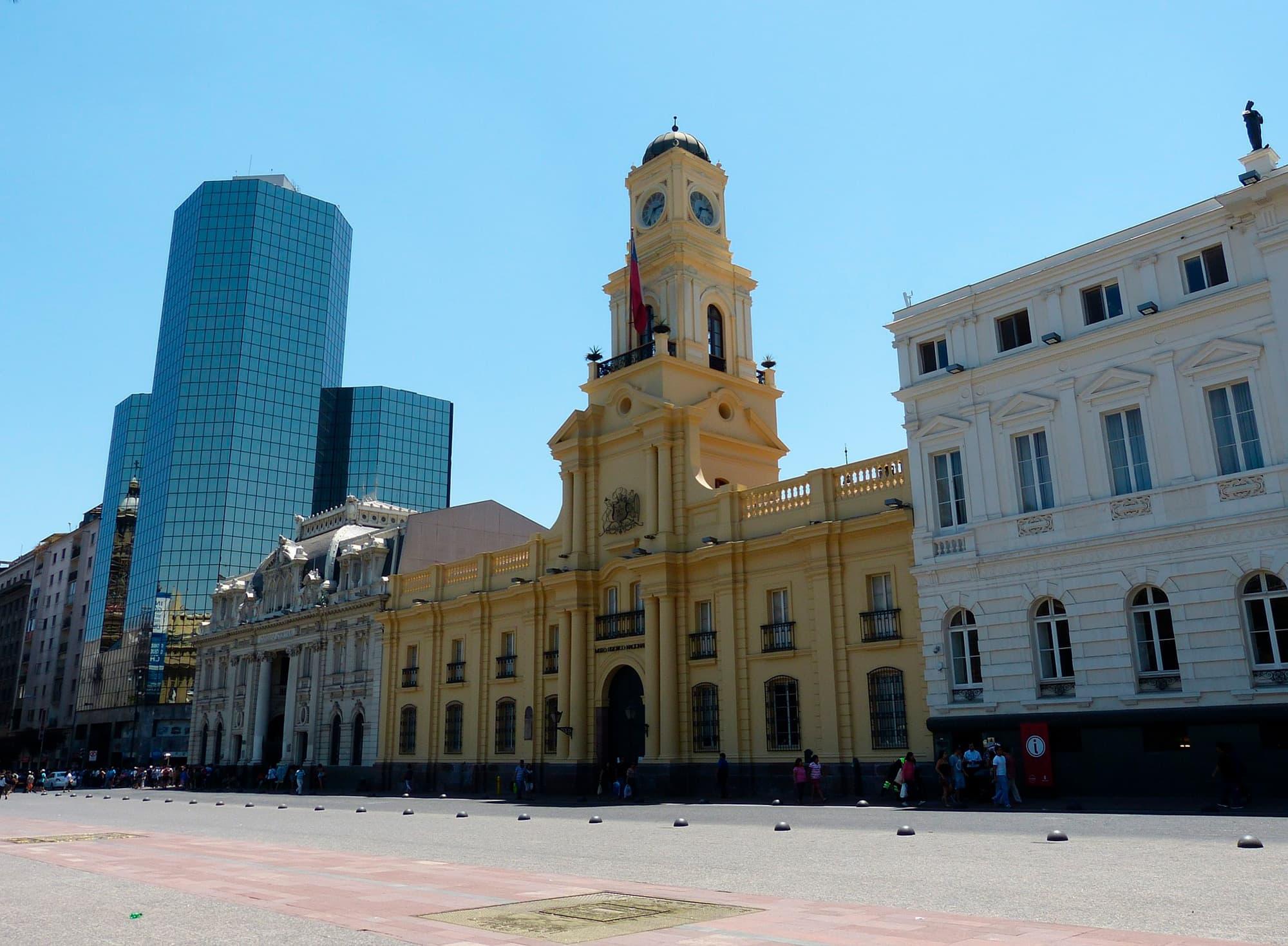 Santiago e Isla de Pascua - Chile- imagen #1