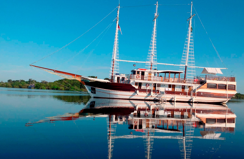 Blog Viajes Eurotrip Bidaiak: Navegando por el Amazonas