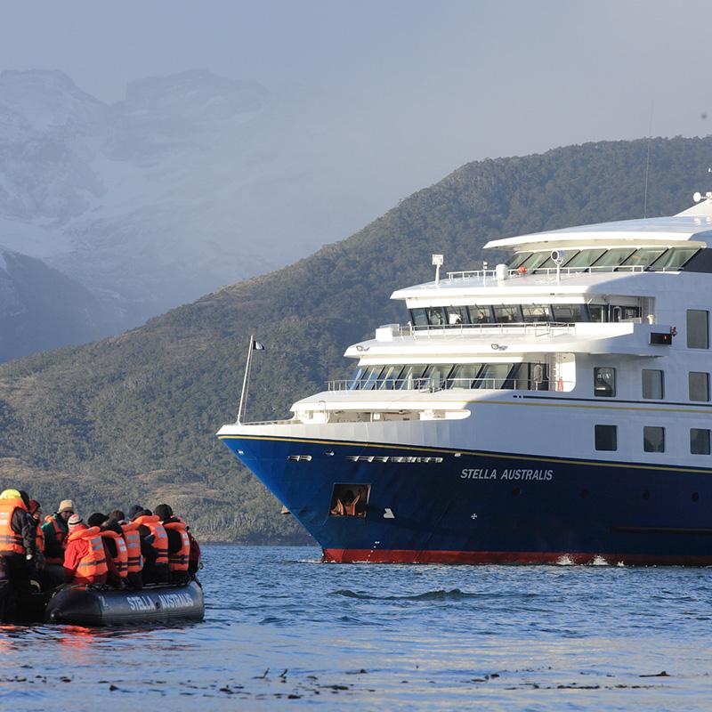 imagen noticia: Cruceros muy diferentes, nuestros viajes en crucero.