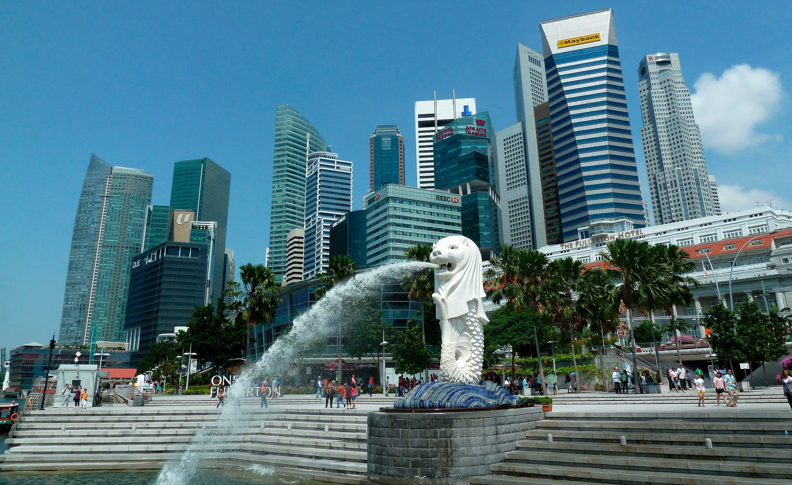 Imagen de: Singapur, el Nueva York Asiático