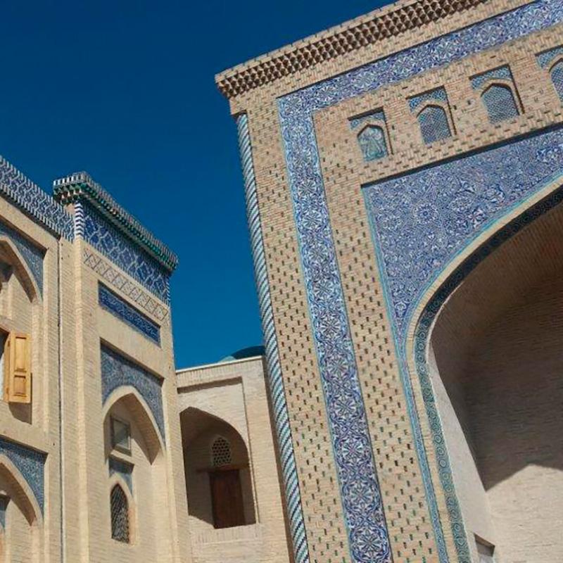 imagen noticia: Uzbekistán, la Ruta de la Seda