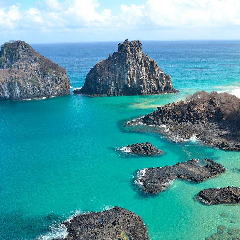 imagen noticia: Playas de Brasil: Fernando de Noronha y Trancoso