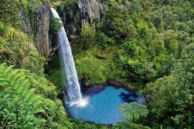 imagen noticia: Nueva Zelanda, el país de la nube blanca