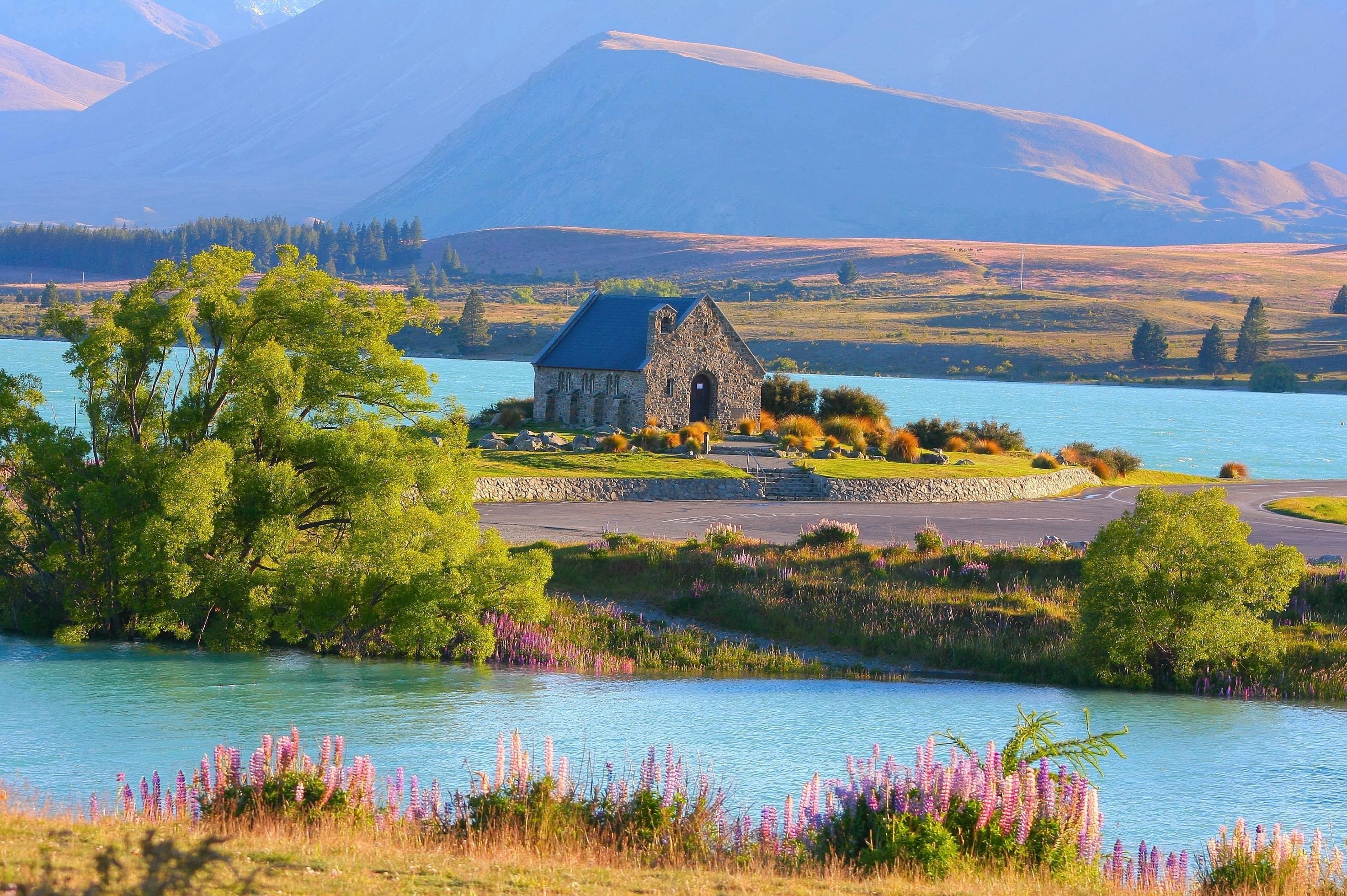 Blog Viajes Eurotrip Bidaiak: Nueva Zelanda, el país de la nube blanca