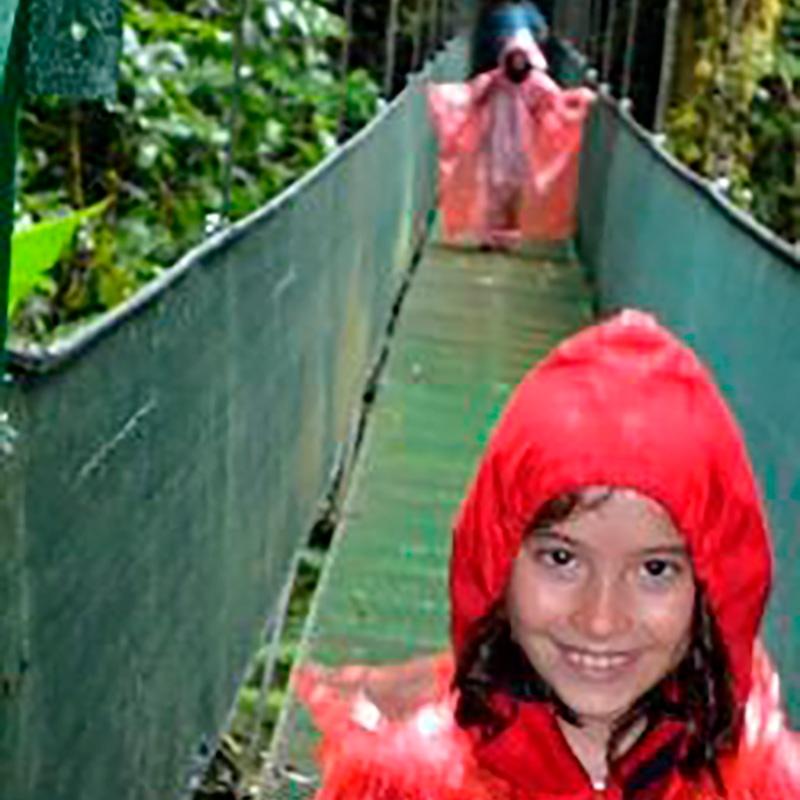 Foto del viaje a medida a COSTA RICA EN FAMILIA de ALBERTO, FáTIMA, ANA, ANTONIO (MADRID) organizado por Viajes Eurotrip