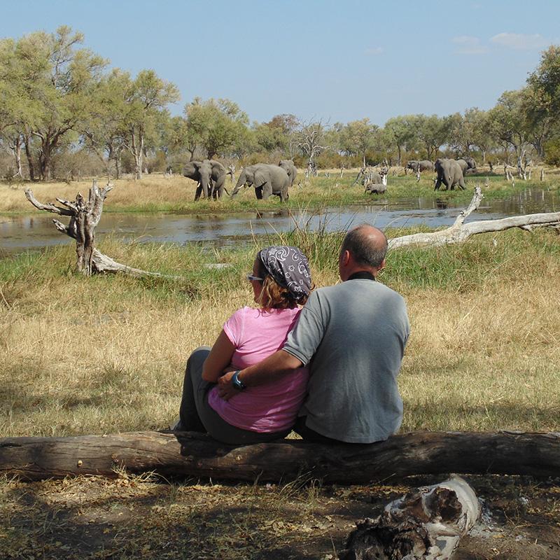 Foto del viaje a medida a Safari Botswana y Zimbawe de CRISTINA & ANTONIO JOSÉ (SAN SEBASTIAN) organizado por Viajes Eurotrip Bidaiak