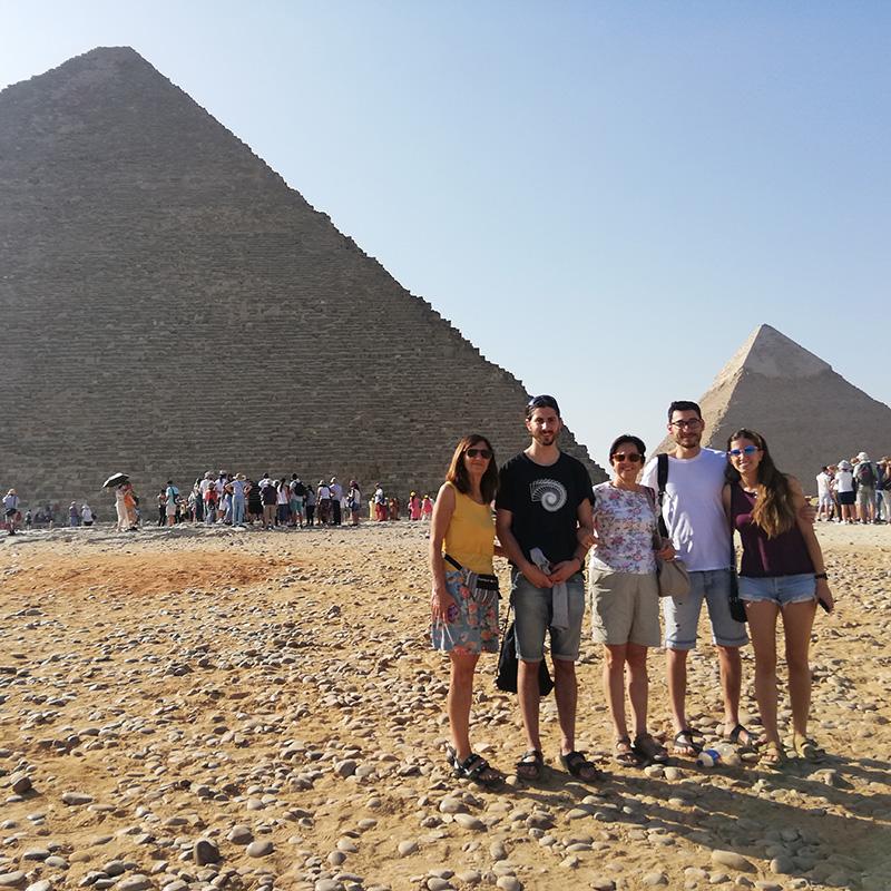 Foto del viaje a medida a EGIPTO EN FAMILIA de ISABEL M. (SAN SEBASTIAN) organizado por Viajes Eurotrip Bidaiak