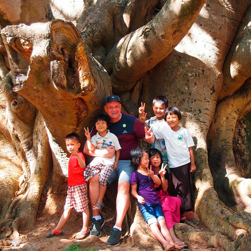Foto del viaje a medida a Myanmar en grupo de FERNANDO & ANA (SAN SEBASTIAN) organizado por Viajes Eurotrip Bidaiak