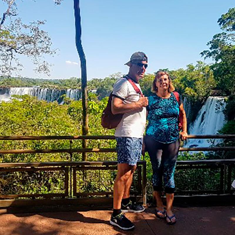 Foto del viaje a medida a ARGENTINA en grupo de AMAYA & LUIS (SAN SEBASTIAN) organizado por Viajes Eurotrip Bidaiak